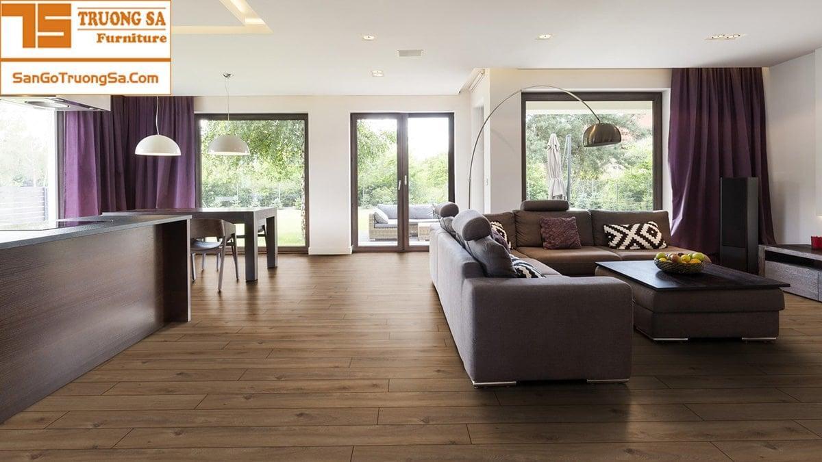 Sàn gỗ Kronotex A D4166