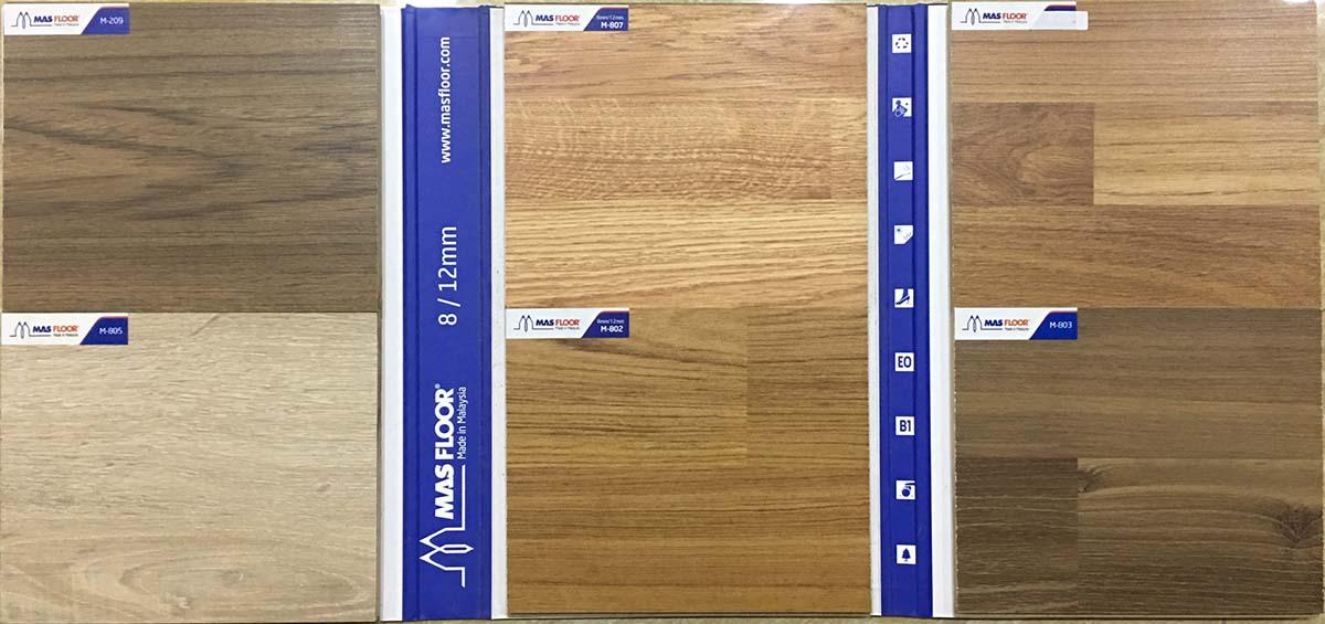 Sàn gỗ Masfloor M