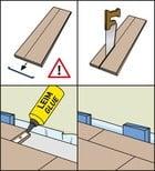 công lắp đặt sàn gỗ