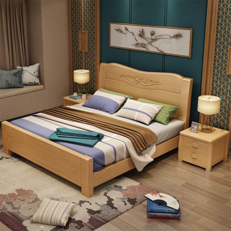 Chọn sàn gỗ cho phòng ngủ